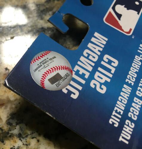 Arizona MLB of Magnetic Bag Clips