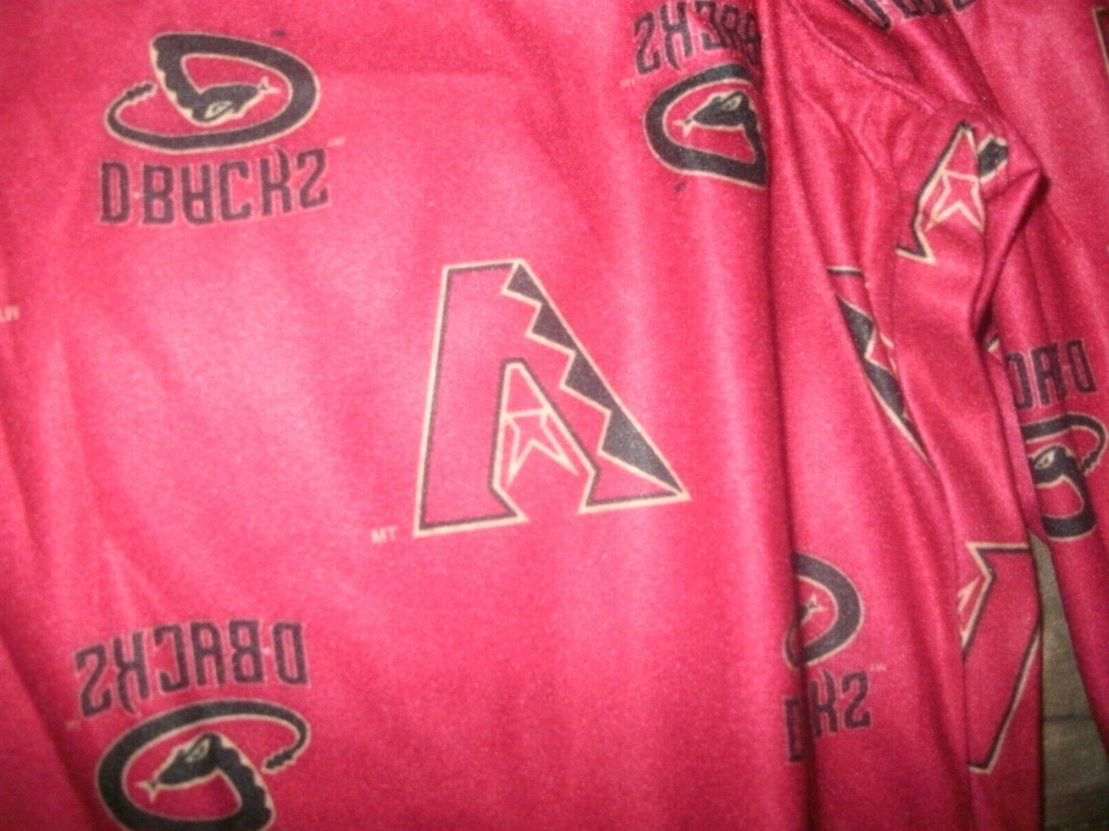 Arizona Diamondbacks size Pajama