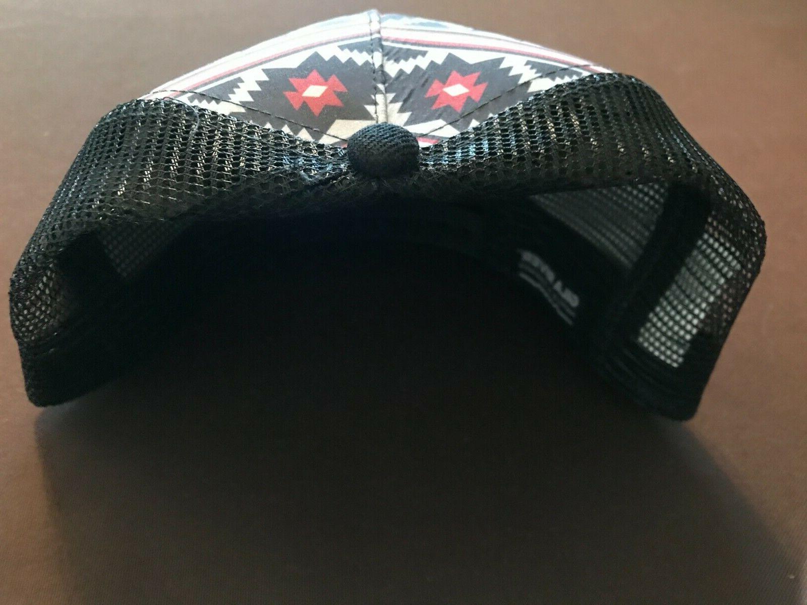 Arizona DBACKS American Tribal Hat Cap SnapBack