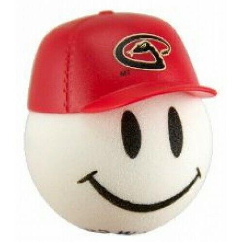 arizona diamondbacks baseball cap head car antenna
