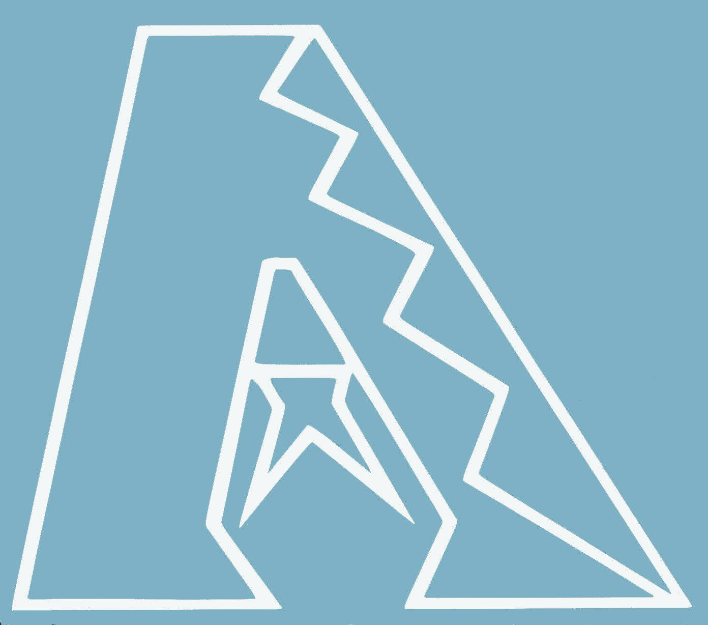 arizona diamondbacks logo vinyl decals 3 versions