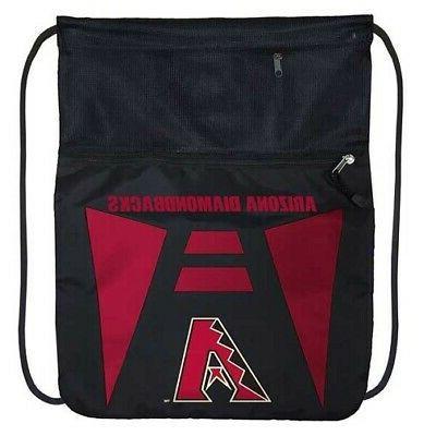 arizona diamondbacks mlb cinch back sack drawstring