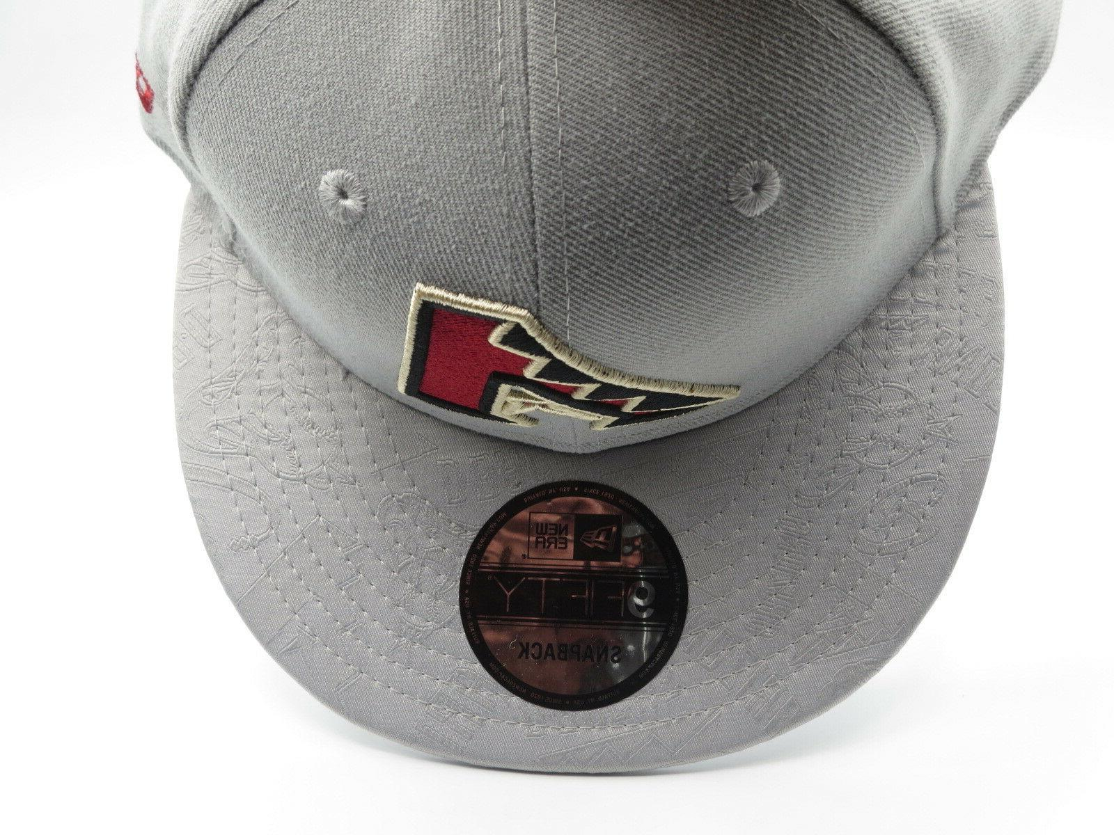 Arizona Diamondbacks 1 Era MLB Vintage Snapback Hat