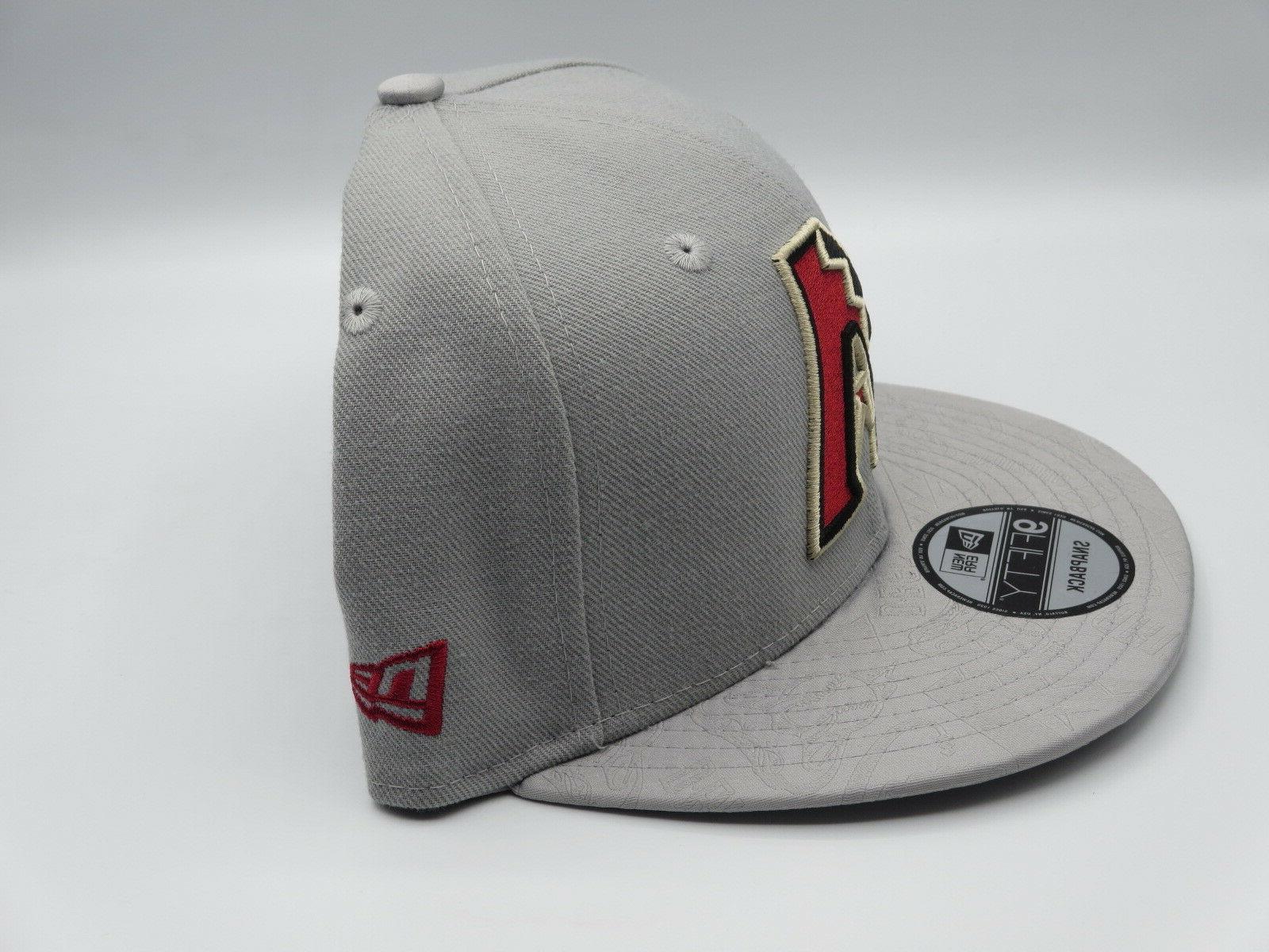 Arizona Diamondbacks Jordan 1 Era MLB Retro Snapback Hat