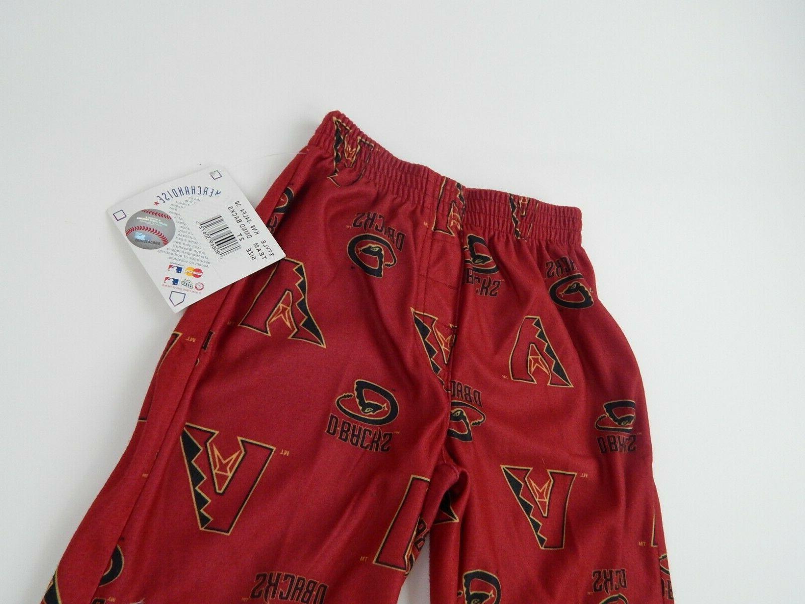 Arizona Diamondbacks Toddler 2T Boys Girls MLB Wear Red