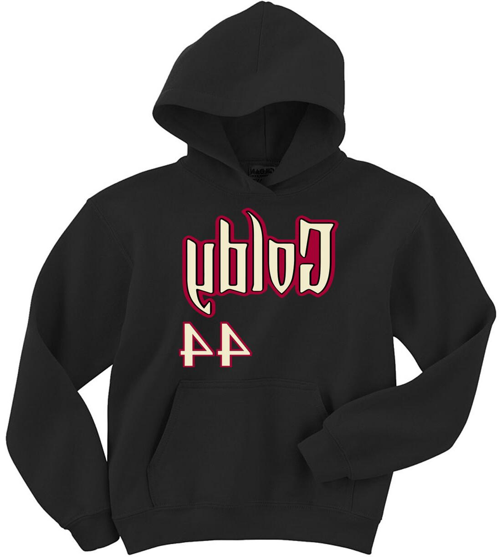 arizona diamondbacks paul goldschmidt logo jersey hooded