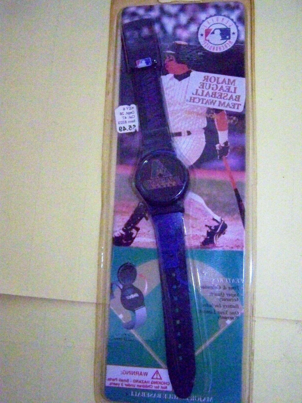 collectibles diamond backs baseball digital sports watch
