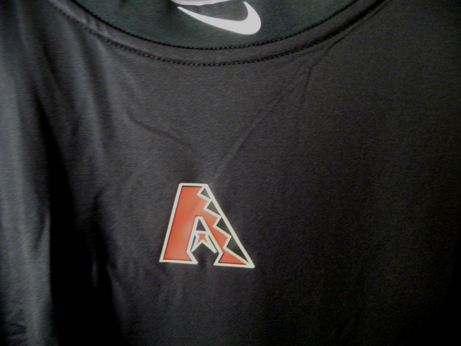 MLB Nike Baseball Shirt Fitted-XL 574471