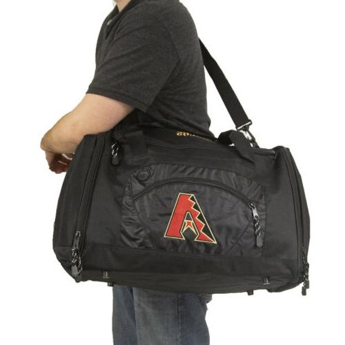 mlb arizona diamondbacks duffel bag