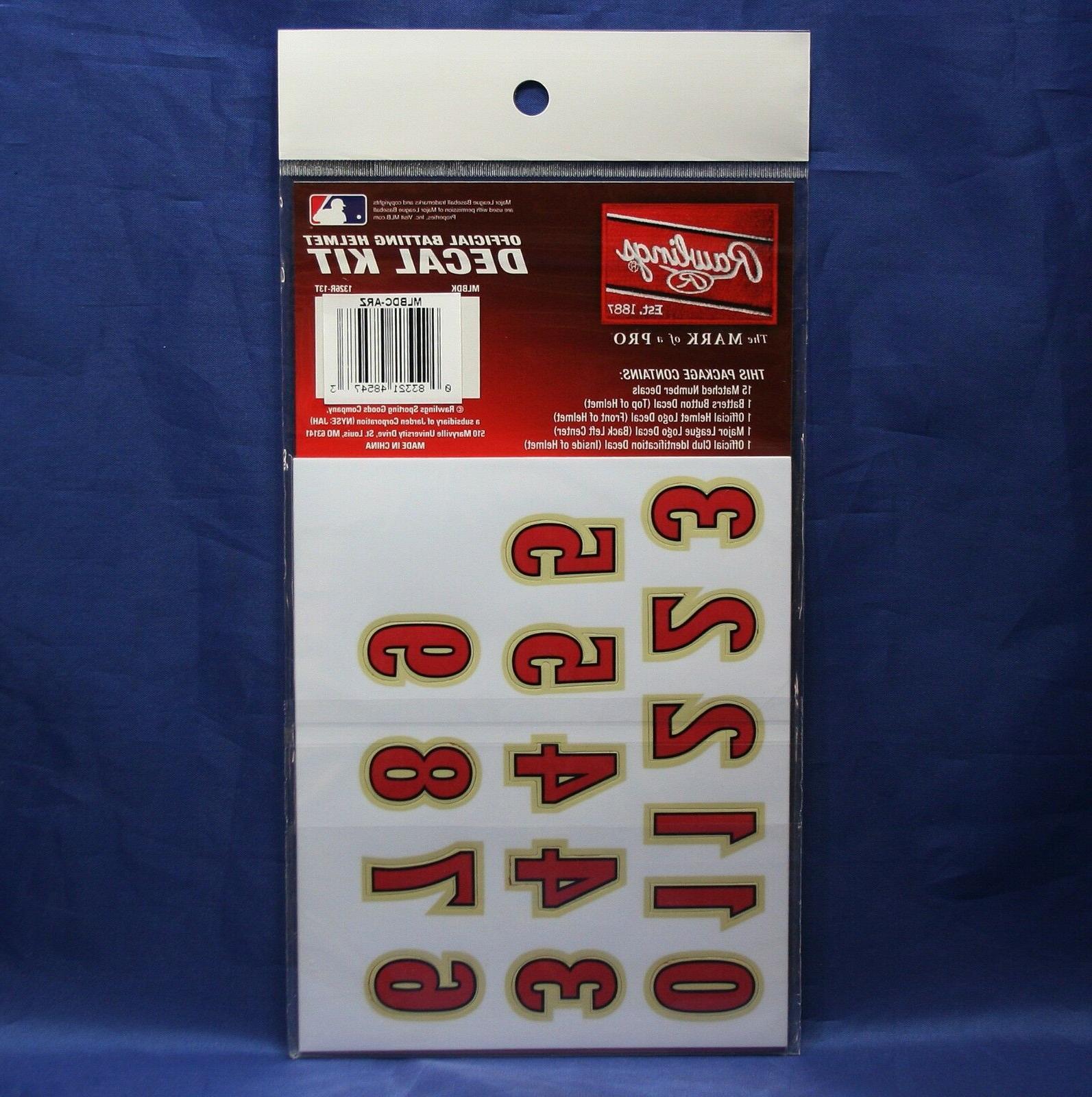 Rawlings MLB Kit