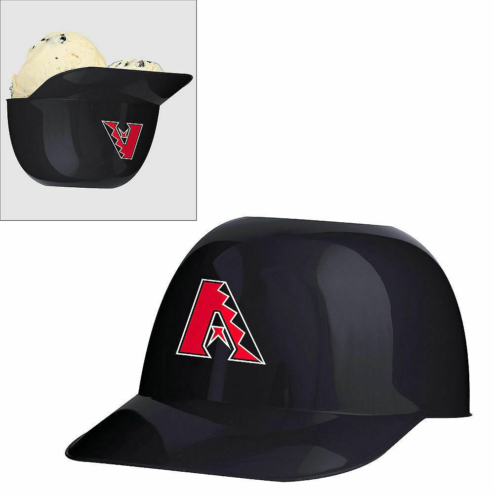 mlb arizona diamondbacks mini batting helmet ice