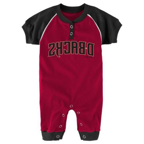 Outerstuff MLB Infants Arizona Diamondbacks Game Time Short
