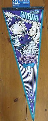 New WinCraft Arizona Diamondbacks Mark Grace MLB Baseball Pe