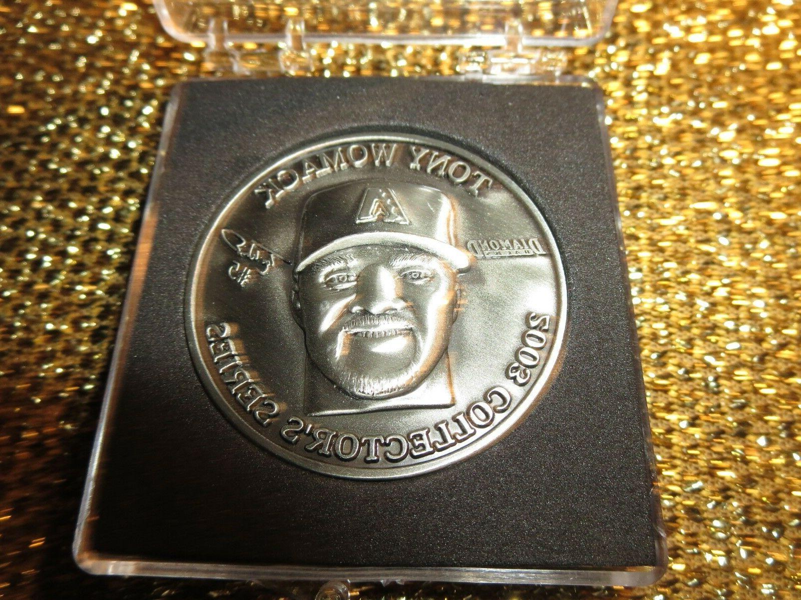 tony womack arizona diamondbacks world series champs