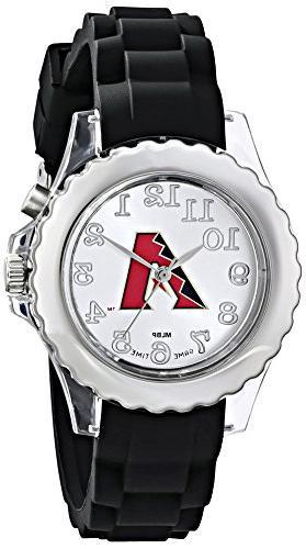 """Game Time Youth MLB-FLB-ARI """"Flash Black"""" Arizona Diamondbac"""
