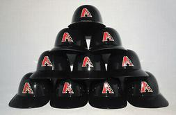 Lot of  ARIZONA DIAMONDBACKS Ice Cream SUNDAE HELMETS New Ba