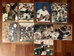 Lot Of 9 Vintage 2001 Arizona Diamondbacks World Champions P