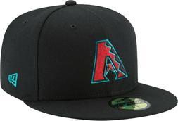 New Era Men's Arizona Diamondbacks 59Fifty Alternate Black A