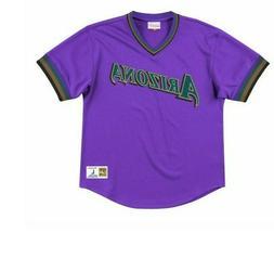 Mitchell & Ness Arizona Diamondbacks Baseball Jersey New Men