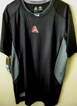 MLB Nike Arizona Diamondbacks Baseball Shirt Fitted-XL NWT 5