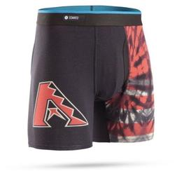 Stance MLB Arizona Diamondbacks Basilone Boxers Underwear Br