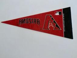 "MLB Arizona Diamondbacks Mini Pennant Flag 4""x9"" NEW Basebal"