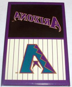 MLB Baseball  Arizona Diamondbacks Logo Fridge Magnet Decor