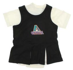 MLB Infant Arizona Diamondbacks Retro Cheer Dress & Creeper