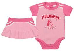 Outerstuff MLB Infant Girl Arizona Diamondbacks Triple Play