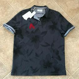 Tommy Bahama MLB Reversible Polo Shirt Mens M Arizona Diamon