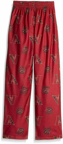 MLB Toddler Boys Diamondbacks Sleepwear All Over Print Pant,