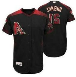 NEW - Baseball Jersey - ARIZONA DIAMONDBACKS, #21, Zack Grei