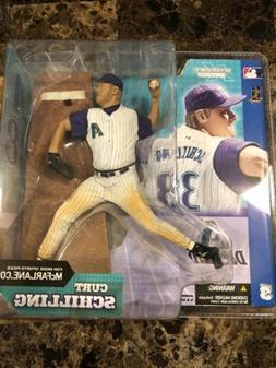 NEW McFarlane MLB Baseball Series 3 Curt Schilling Arizona D