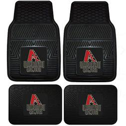New MLB Arizona Diamondbacks Front Back Rubber Heavy duty Al