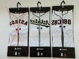 NEW Stance MLB Baseball Diamondbacks Athletics White Socks S