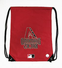 New MLB Team Arizona DIAMONDBACKS Back Pack/Sack Drawstring