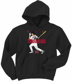 "Paul Goldschmidt Arizona Diamondbacks ""AIR HR NE"" shirt Hood"