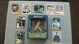 Randy Johnson Collectibles  Action Figure  Baseball Cards  H