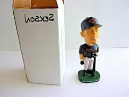 RARE 2004 ARIZONA DIAMONDBACKS RICHIE SEXSON BOBBLEHEAD BLAC