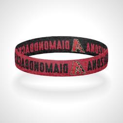 reversible arizona diamondbacks bracelet wristband diamondba