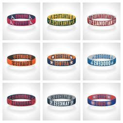 Reversible MLB Team Mascots Bracelet Elastic Stretch Bracele